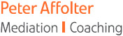 Peter Affolter Mediation Coaching Logo